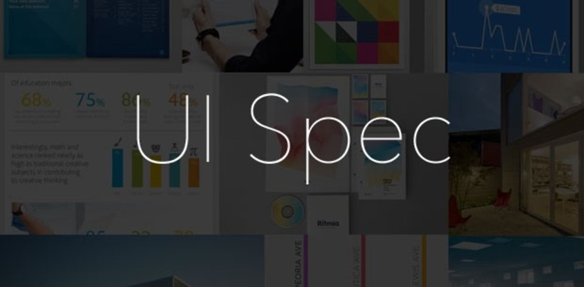 How To Create A User Interface Specifications Document UI Spec - How to create a design document